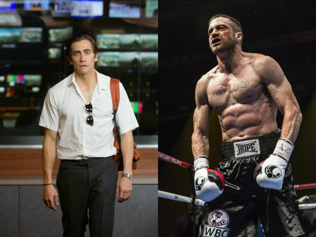 """Transformação física de Jake Gyllenhaal surpreende em """"Southpaw"""""""