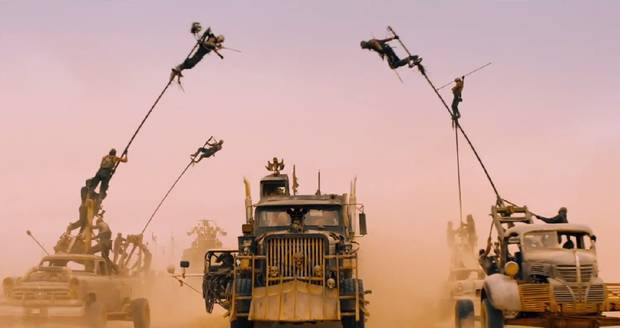 "Trailer de ""Mad Max: Fury Road"""