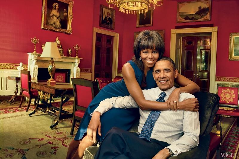 Romance entre Barack e Michelle Obama virará filme