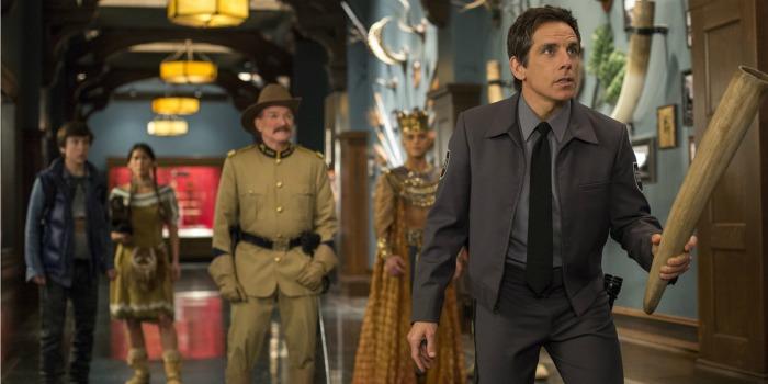 Uma Noite no Museu 3 – O Segredo da Tumba, com Ben Stiller