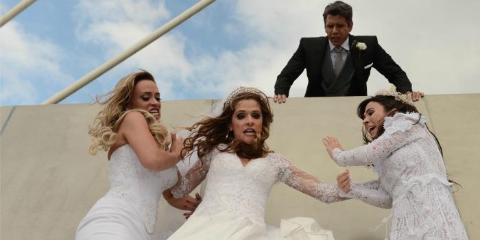 Loucas Pra Casar, com Ingrid Guimarães e Tatá Werneck