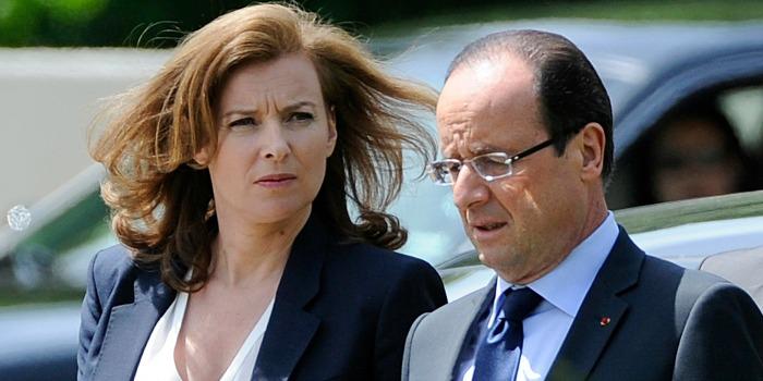 Polêmico romance do presidente da França vai virar filme
