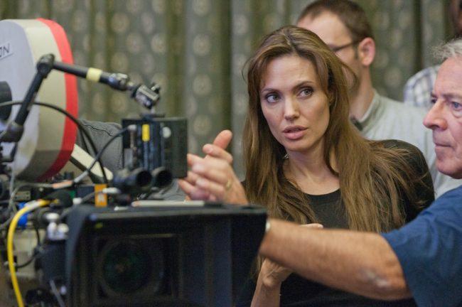 Angelina Jolie lança filme sobre menina da Etiópia