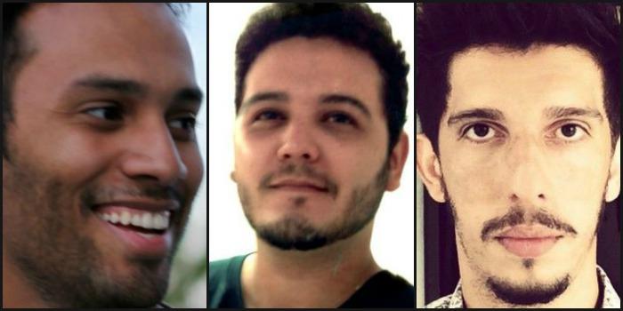 Cinema no Amazonas em 2015: Aldemar Matias, Everton Macedo e Francis Madson