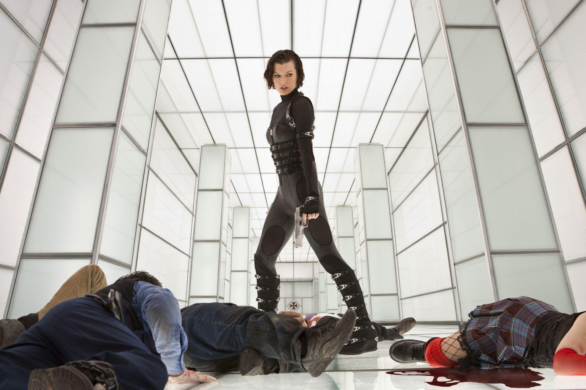"Milla Jovovich confirma as filmagens do novo – e último – ""Resident Evil"""