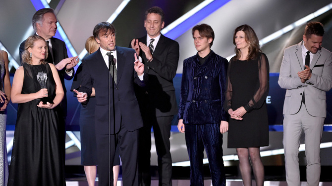 Boyhood vence Critics Choice Awards nos EUA