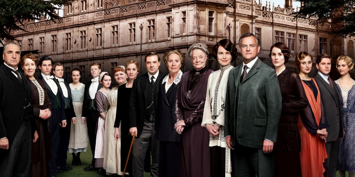 Filme de 'Downton Abbey' começa a sair do papel