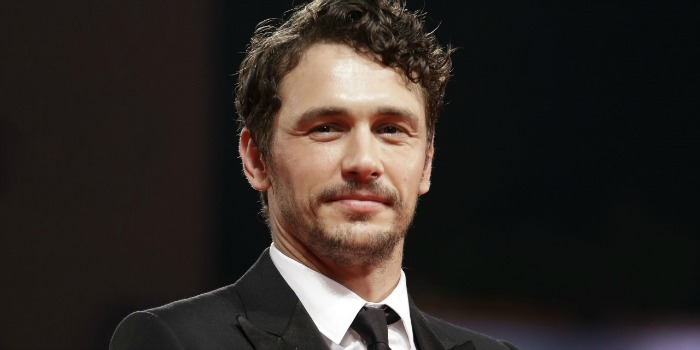 James Franco se defende e nega acusações de assédio sexual