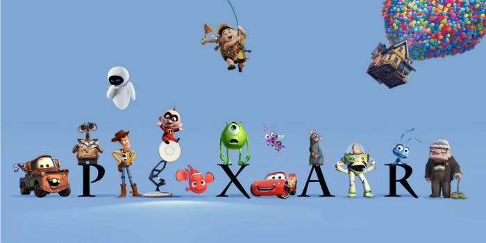 Cinco Melhores (e o pior) Filmes da Pixar