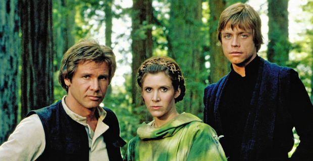 "Marketing do novo ""Star Wars"" pode esconder Luke, Leia e Han até a estreia do filme?"
