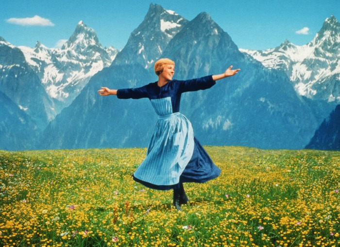 A Noviça Rebelde The Sound of Music