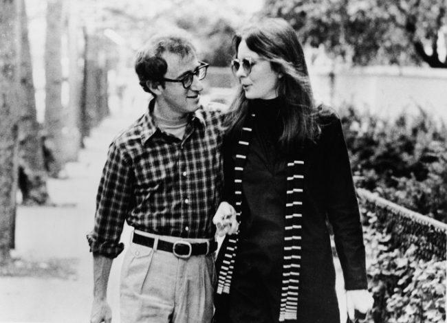 Diane Keaton parte em defesa de Woody Allen contra acusações de abuso sexual