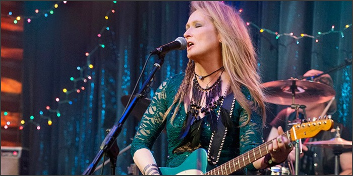 Meryl Streep em Ricki and the Flash - De Volta Para Casa