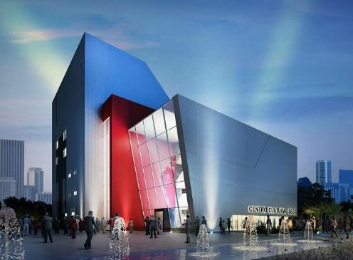 Sesc planeja construção de cinema de arte em Manaus para 2015