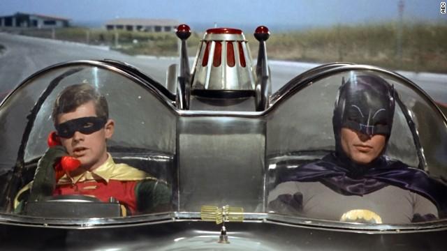 Batman e Robin voltarão em filme animado baseado na série dos anos 1960