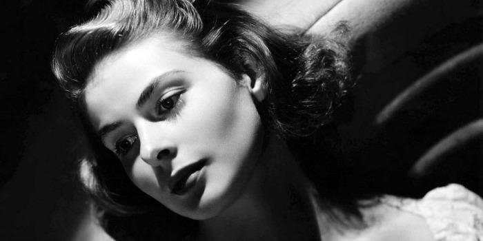 Cartaz oficial do Festival de Cannes traz Ingrid Bergman em destaque