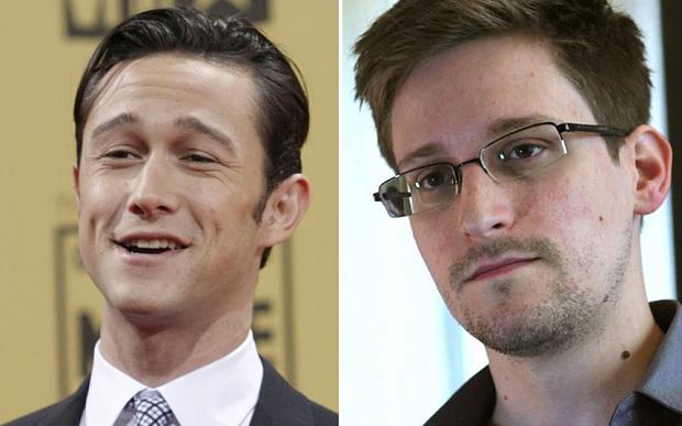 Veja a primeira imagem de Joseph Gordon-Levitt como Edward Snowden no novo filme de Oliver Stone