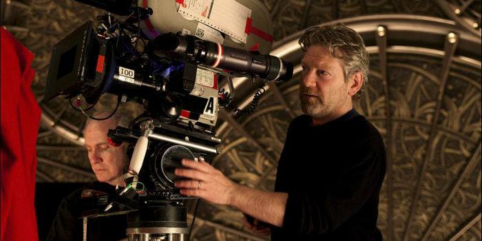 """Kenneth Branagh afirma que voltaria ao universo Marvel para dirigir """"Thor 3"""""""
