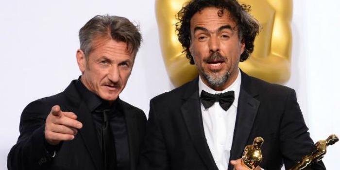 Sean Penn critica pessoas que não entenderam piada sobre Iñárritu no Oscar
