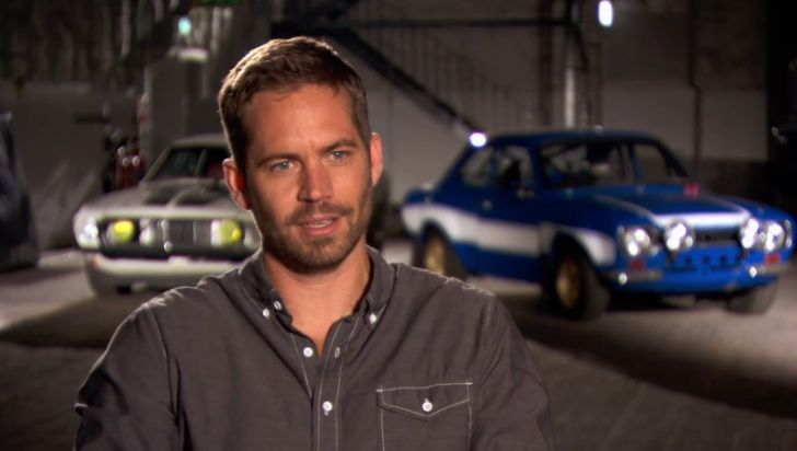 Paul Walker será tema de documentário do canal Paramount Network