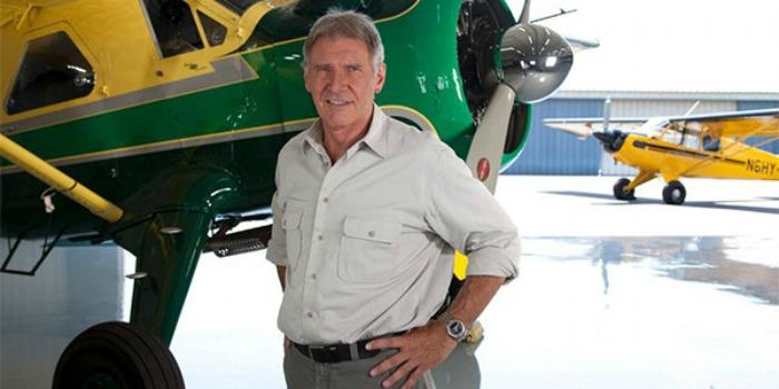 """Harrison Ford se recupera """"notavelmente"""" após acidente de avião, diz produtor"""
