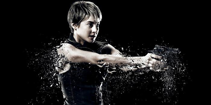 A Série Divergente: Insurgente, com Shailene Woodley
