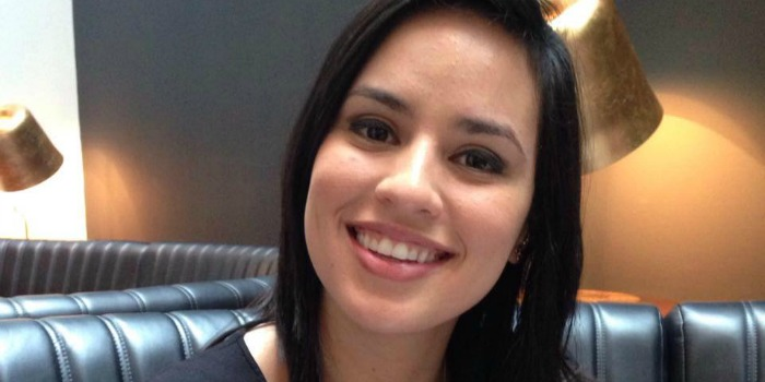 Camila Baranda jornalista