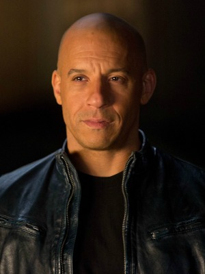 Vin Diesel em Velozes e Furiosos 7