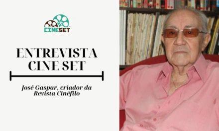 Entrevista – José Gaspar, criador da revista 'Cinéfilo'