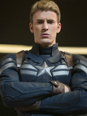 Capitão América Chris Evans filme solo Marvel