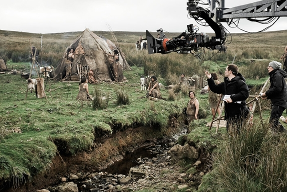 Game of Thrones - bastidores