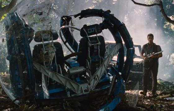 """Novas imagens revelam dinossauros de """"Jurassic World"""""""