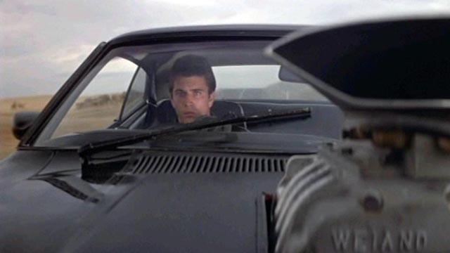 """Kinoplex vai exibir o clássico """"Mad Max"""", com Mel Gibson, neste sábado"""