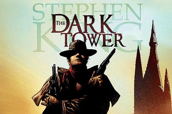 """Série de livros """"A Torre Negra"""", de Stephen King, vai finalmente ganhar as telas"""