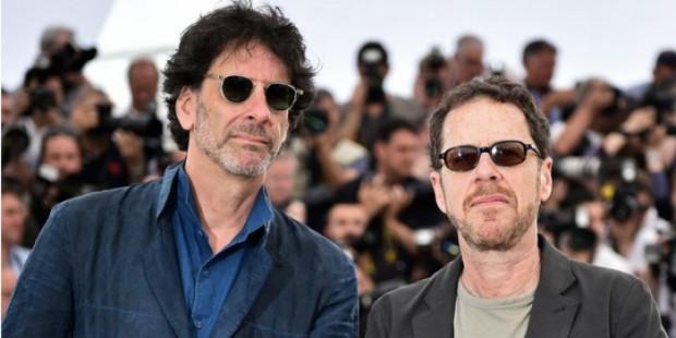 Joel Coen e Ethan Coen no Festival de Cannes 2015