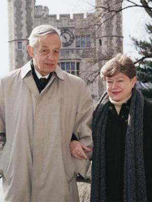 John Nash e Alicia Nash Uma Mente Brilhante