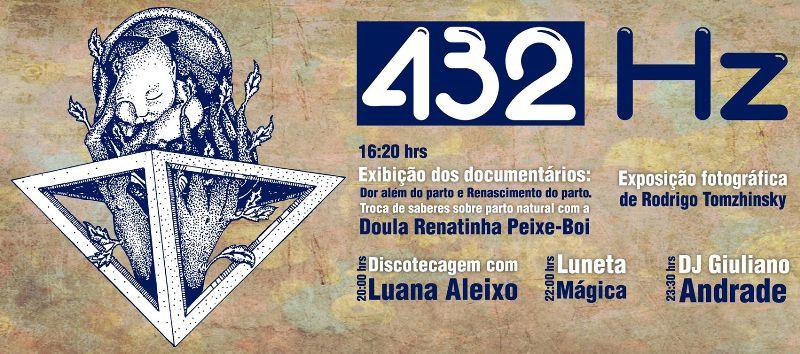"""Evento """"432Hz"""" discute maternidade através de documentários"""