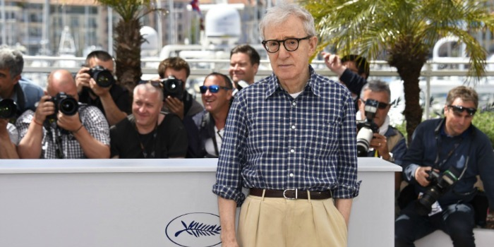Woody Allen anuncia data de estreia do novo filme