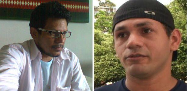 Carlos Garcia e Zeudi Souza estão fora da eleição do Concultura