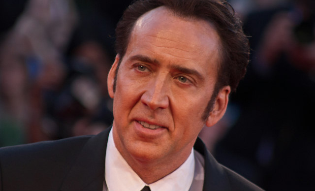Nicolas Cage será protagonista do suspense sobrenatural 'Looking Glass'