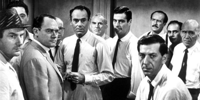 12 Homens e Uma Sentença clássicos cinemark