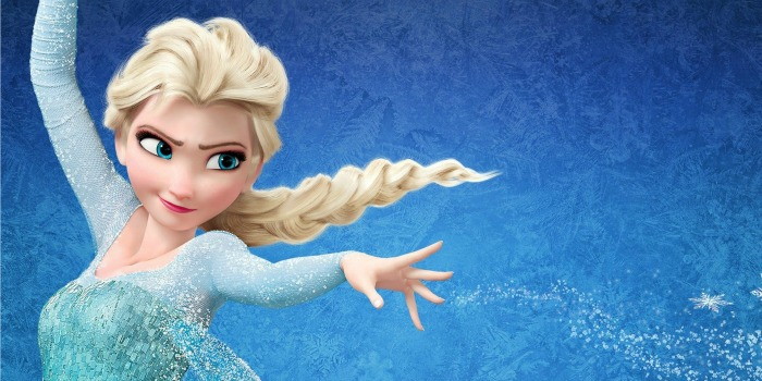 Heroína de 'Frozen' inspira mulheres em luta contra anorexia