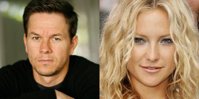 Kate Hudson será par romântico de Mark Wahlberg em Deepwater Horizon