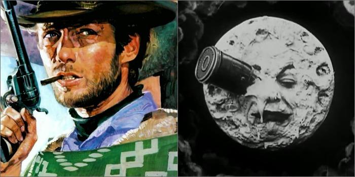 dicas de filmes Por um Punhado de Dólares Viagem à Lua