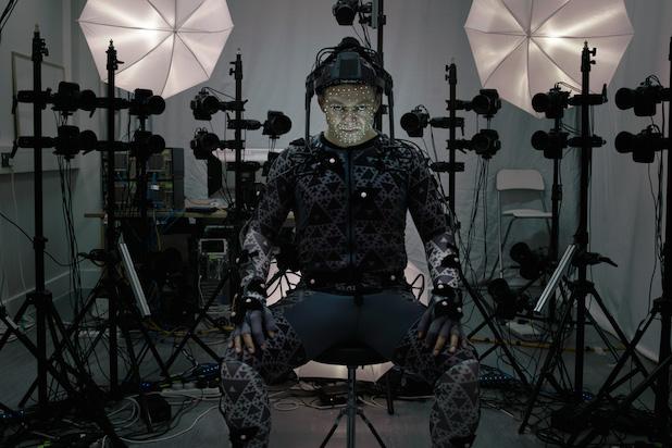 Andy Serkis será chefe de Seth Rogen em novo filme