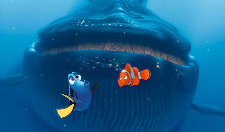 """""""Finding Dory"""" tem novidades divulgadas pela Pixar"""