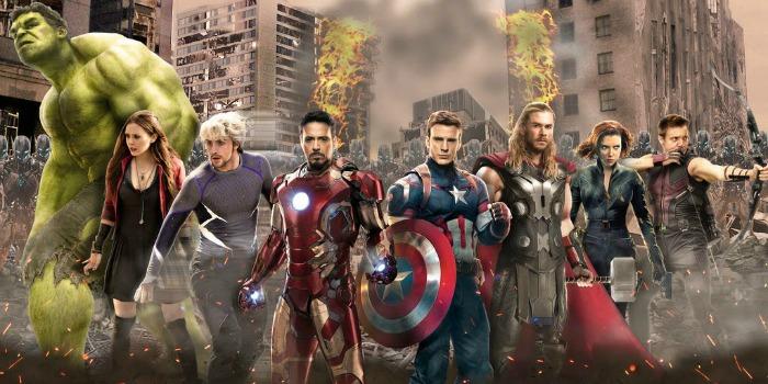 'Os Vingadores – Guerra Infinita' será filmado em IMAX