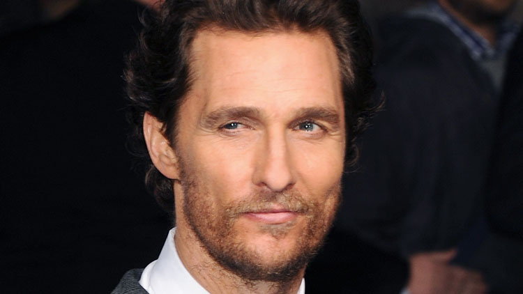 Matthew McConaughey está perto de estrelar drama sobre jovem traficante de drogas