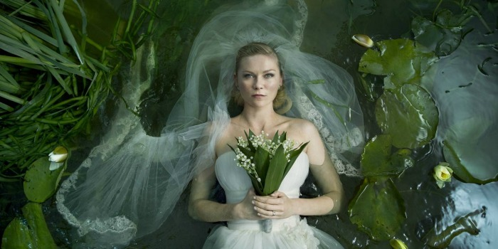 Melancolia Lars Von Trier lista 5 melhores filmes-catástrofe