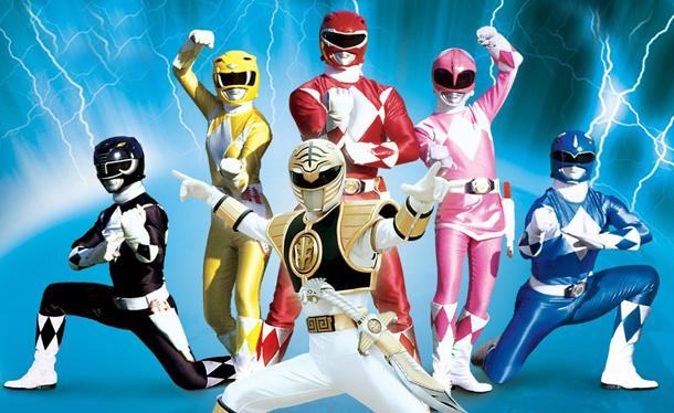 Estúdio adia estreia do filme dos Power Rangers para 2017